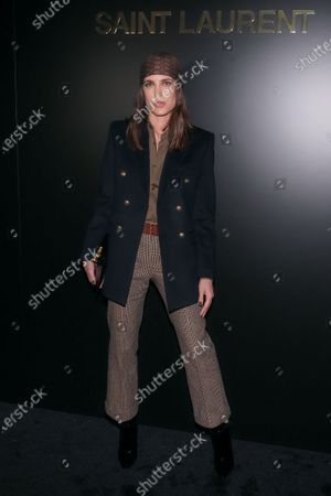 Stock Picture of Charlotte Casiraghi