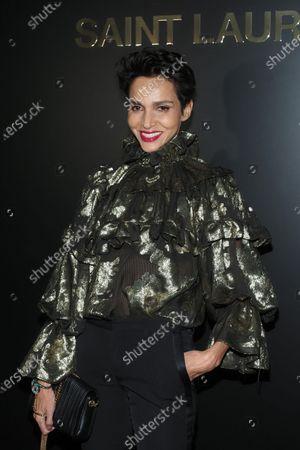 Stock Photo of Farida Khelfa