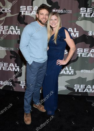 Max Thieriot and Lexy Murphy