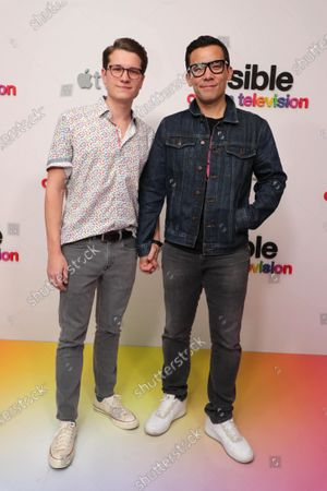 """Editorial photo of Apple's """"Visible: Out on Television"""" Screening, The West Hollywood EDITION, Los Angeles, CA, USA - 25 Feb 2020"""