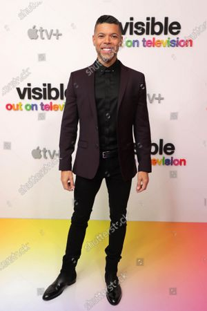 """Editorial picture of Apple's """"Visible: Out on Television"""" Screening, The West Hollywood EDITION, Los Angeles, CA, USA - 25 Feb 2020"""