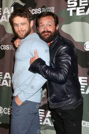 Max Thieriot and Judd Lormand