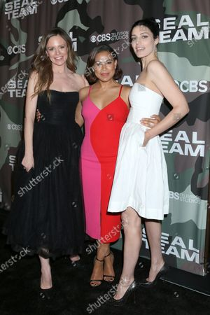 Rachel Boston, Toni Trucks and Jessica Pare