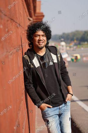 Bollywood playback singer Angaraag Mahanta