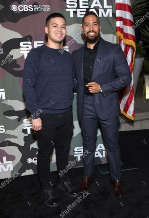 Neil Brown Jr. and Ethan Brown