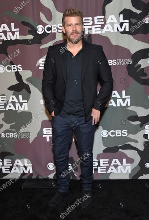 Editorial image of 'SEAL Team' TV show premiere, Arrivals, ArcLight Cinemas, Los Angeles, USA - 25 Feb 2020