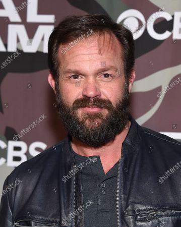 Editorial photo of 'SEAL Team' TV show premiere, Arrivals, ArcLight Cinemas, Los Angeles, USA - 25 Feb 2020