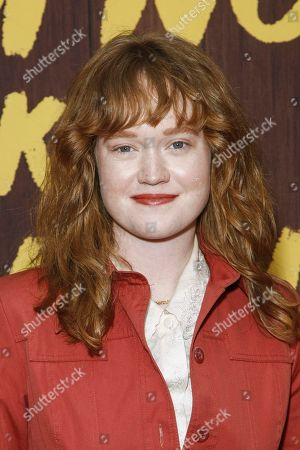 Editorial photo of 'I Am Not Okay with This' TV show premiere, Arrivals, The London, Los Angeles, USA - 25 Feb 2020