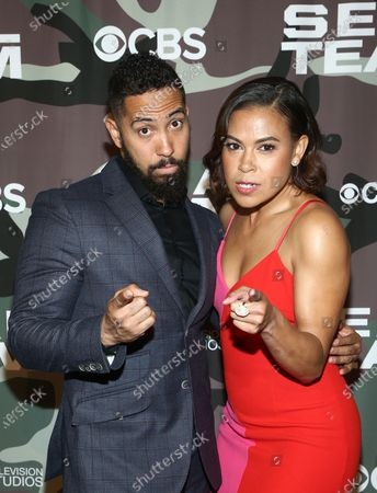 Neil Brown Jr, Toni Trucks