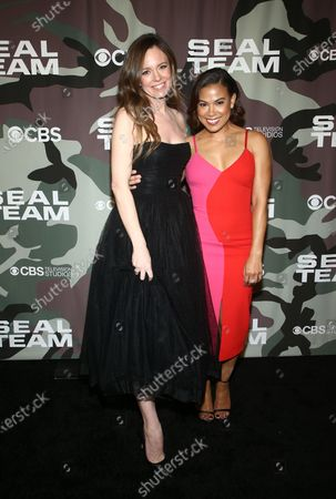Rachel Boston, Toni Trucks