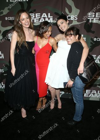 Rachel Boston, Toni Trucks and Jessica Paré, Gaye Ann Bruno