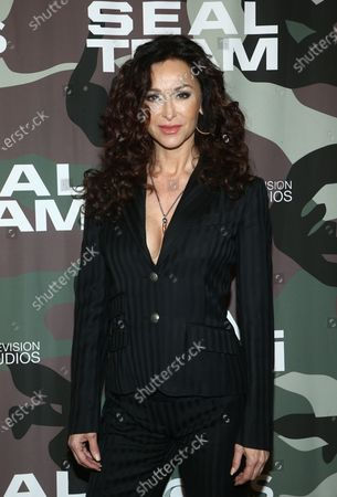 Editorial image of 'SEAL Team' TV show premiere, Arrivals, ArcLight Cinemas, Los Angeles, USA - 25 Feb 2020