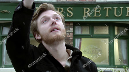 Ep 10022 Wednesday 4th March 2020 - 1st Ep Adam Barlow, as played by Sam Robertson, goes to try and talk to Daniel Osbourne, as played by Rob Mallard, who is drinking in the Rovers. He's stunned though when Daniel tells him he is going to prove he loves Bethany Platt by proposing to her. Before he can stop him Daniel runs outside and, on the street, Daniel shouts up to the salon flat. Bethany and Sarah Platt appear at the open window. Pulling out Sinead's wedding ring, Daniel gets down on one knee! How will Bethany react?