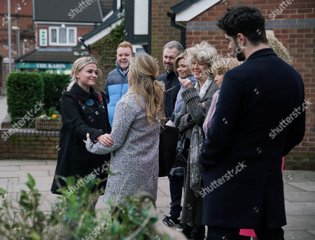 Ep 10023 Wednesday 4th March 2020 - 2nd Ep Bethany Platt, as played by Lucy Fallon, realises she needs to leave Weatherfield but will she leave alone.