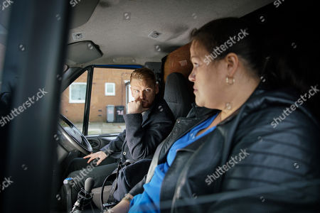 Editorial image of 'Coronation Street' TV Show UK - 2020