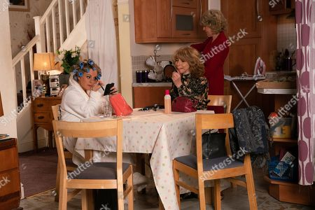Editorial picture of 'Coronation Street' TV Show UK - 2020