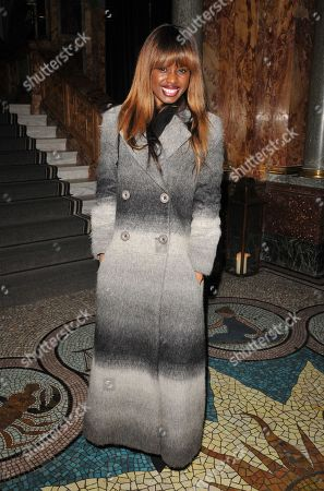 Stock Picture of June Sarpong