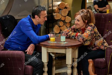 Ep 8753 Tuesday 10th March 2020 Arthur's relieved when Laurel Thomas, as played by Charlotte Bellamy, agrees to keep what happened with Archie a secret. However, the secret soon eats away at her when Jai Sharma, as played by Chris Bisson, asks her to move in.
