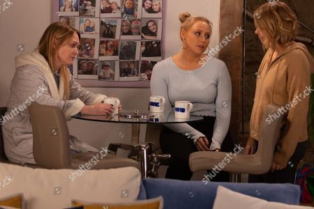 Ep 8753 Tuesday 10th March 2020 Charity Dingle, as played by Emma Atkins, is short with Tracy Metcalfe, as played by Amy Walsh, and things reach boiling point with the pair. Can Vanessa Woodfield, as played by Michelle Hardwick, help build bridges?