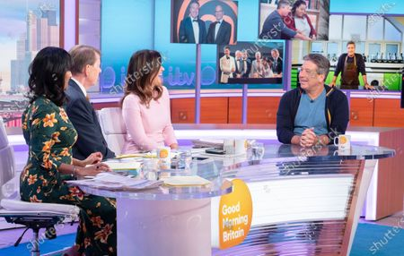 Editorial image of 'Good Morning Britain' TV show, London, UK - 26 Feb 2020