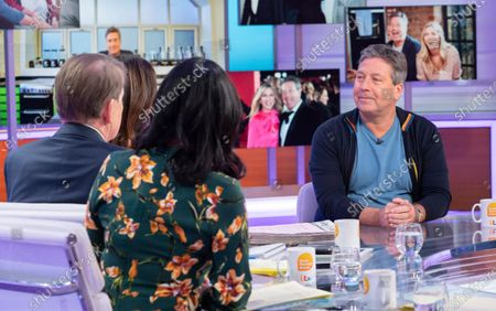 Ranvir Singh, Bill Turnbull, Susanna Reid and John Torode