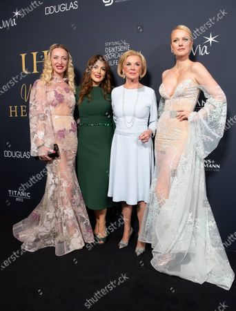 Editorial photo of United Hearts Gala, Arrivals, Berlin, Germany - 25 Feb 2020