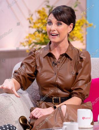 Editorial image of 'Lorraine' TV show, London, UK - 26 Feb 2020