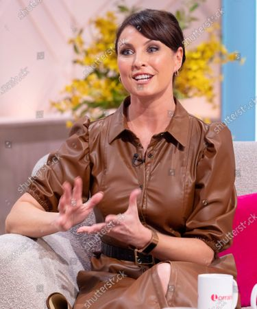 Editorial picture of 'Lorraine' TV show, London, UK - 26 Feb 2020