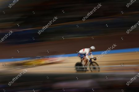 Editorial photo of UCI Track Cycling World Championships, Berlin, Germany - 27 Feb 2020