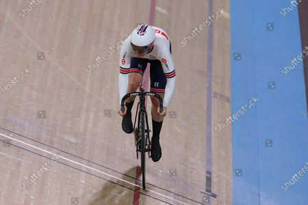 Editorial image of UCI Track Cycling World Championships, Berlin, Germany - 27 Feb 2020