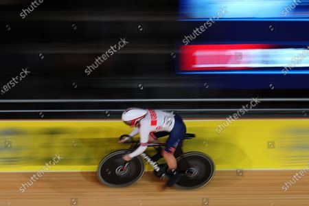 Editorial picture of UCI Track Cycling World Championships, Berlin, Germany - 27 Feb 2020