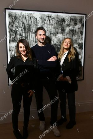 Editorial image of Sotheby's Human Touch exhibition, London, UK - 26 Feb 2020