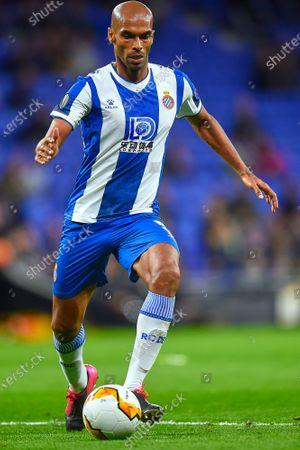 Stock Photo of Edinaldo Gomes Naldo of RCD Espanyol
