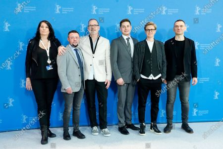 Editorial picture of Welcome to Chechnya - Photocall - 70th Berlin Film Festival, Germany - 26 Feb 2020