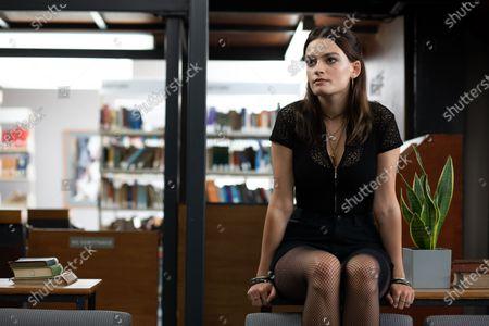 Stock Image of Emma Mackey as Maeve Wiley