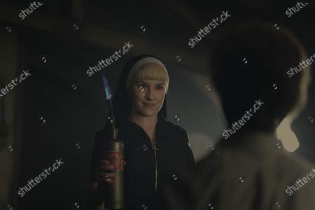 Kate Mulvany as Sister Harriet