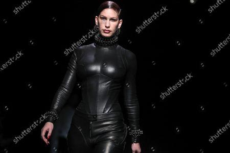 Editorial image of Thierry Mugler - Runway - Paris Fashion Week Women's F/W 2020/21, France - 26 Feb 2020