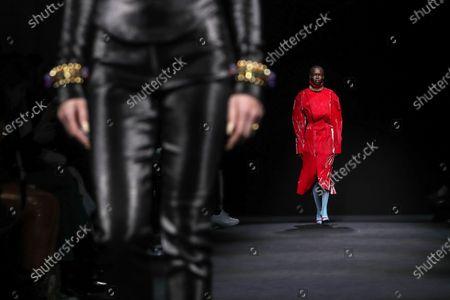 Editorial picture of Thierry Mugler - Runway - Paris Fashion Week Women's F/W 2020/21, France - 26 Feb 2020