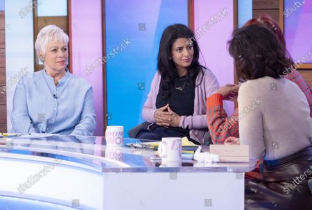 Denise Welch, Konnie Huq, Janet Street-Porter and Saira Khan