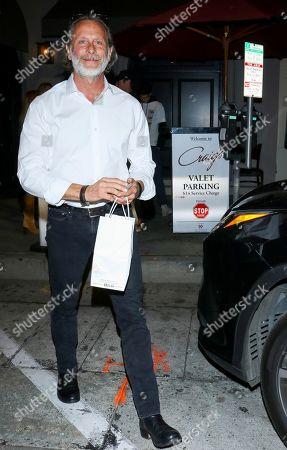 Stock Picture of Steven Weber outisde Craig's Restaurant