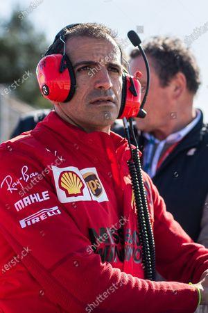 Marc Gene member of Ferrari