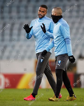Editorial picture of Malmo training session, Sweden - 26 Feb 2020