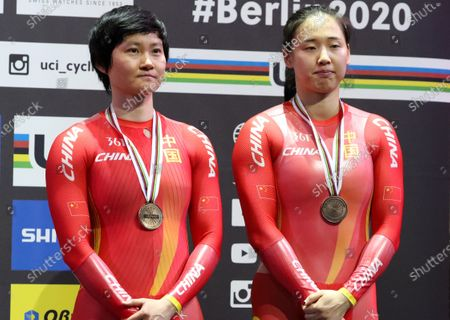 Editorial image of UCI Track Cycling World Championships 2020, Berlin, Germany - 26 Feb 2020
