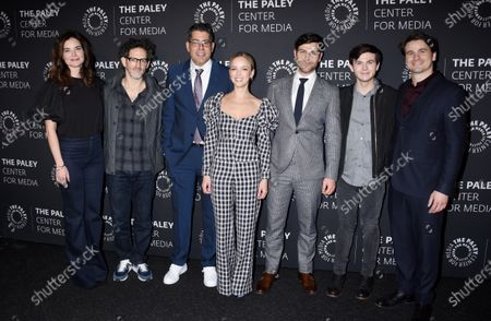 Editorial image of 'A Million Little Things' TV show screening, Paley Center, Los Angeles, USA - 25 Feb 2020