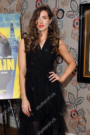 Editorial picture of 'Villain' film premiere, Charlotte Street Hotel, London, UK - 26 Feb 2020