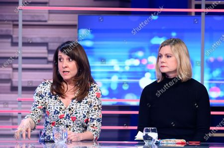 Stock Photo of Justine Greening and Liz Kendall.