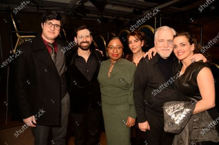 Guests, Nicole Ansari-Cox, Lulu, Brian Cox