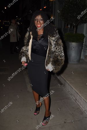Stock Picture of Heather Small
