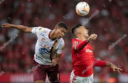 Editorial image of Colombia Soccer Copa Libertadores, Porto Alegre, Brazil - 26 Feb 2020