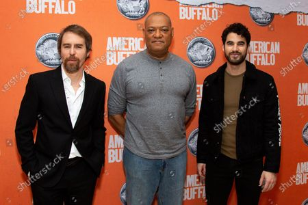 Editorial photo of 'American Buffalo' play, Atlantic Theater Company, New York, USA - 26 Feb 2020
